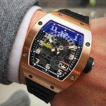 Richard Mille RM 029 nuevo 48mm Oro rosado