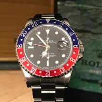 Rolex GMT-Master ikinci el 40mm Çelik