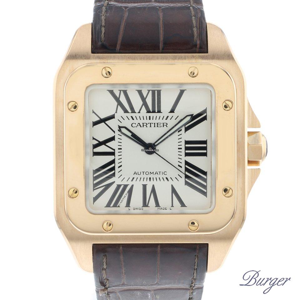 275394c490d Comprar relógios Cartier Ouro rosa