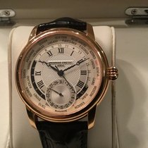 Frederique Constant Rose gold 42mm Automatic FC-718MC4H4 pre-owned