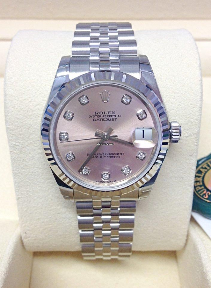 acd8b9003668 Rolex Datejust 31 178274