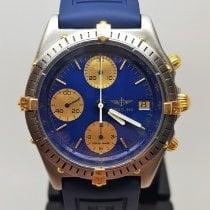 Breitling Kronograf Automatisk begagnad Chronomat (Submodel) Blå