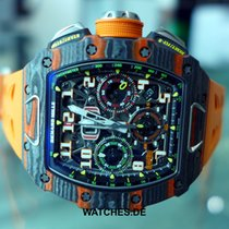Richard Mille RM 011 nuevo 50mm Carbono