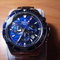 Festina Steel Quartz F20361 new