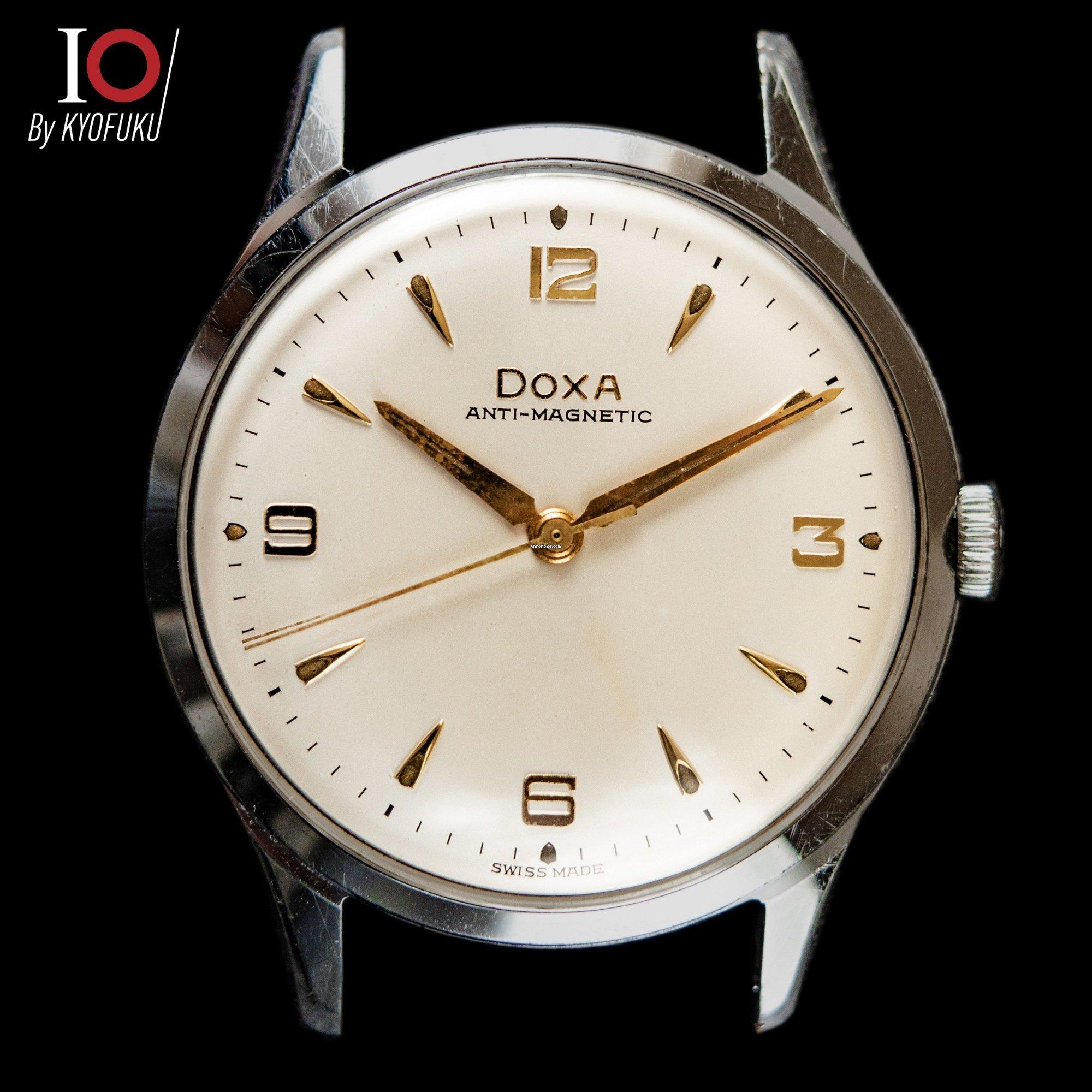 doxa vintage uhren
