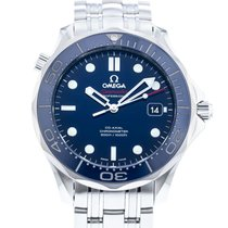 Omega 212.30.41.20.03.001 Acero 2010 Seamaster Diver 300 M 41mm usados