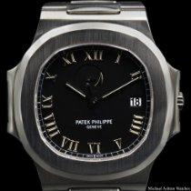 Patek Philippe Nautilus Steel 42mm Black Roman numerals United States of America, New York, New York