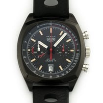 TAG Heuer Monza Titanium 42mm Black No numerals United States of America, Florida, Hollywood