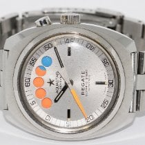 Aquastar Steel 39mm Automatic pre-owned