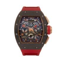 Richard Mille RM 011 42mm Sort Arabertal