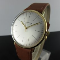 Junghans max bill Hand-winding Steel 34mm Silver No numerals