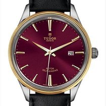 Tudor Style 12703-0014 New Steel 41mm Automatic