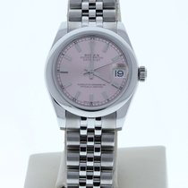 Rolex Lady-Datejust 31mm Argent Romain