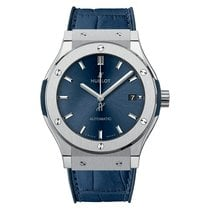Hublot Classic Fusion Blue Titanium 45mm Blue United States of America, California, Los Angeles