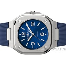 Bell & Ross BR 05 Steel 40mm Blue Arabic numerals United States of America, Florida, Aventura