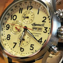 Ingersoll Steel 47mm Automatic IO2301 new