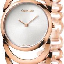 ck Calvin Klein Steel K4G23626 new