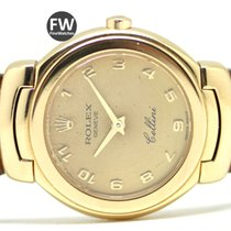 Rolex Cellini Lady Gold