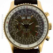 Breitling 18k rose gold Limited Edition of 500 Navitimer...