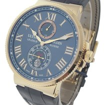 Ulysse Nardin 266-67/43 Maxi Marine Chronometer 43mm in Rose...