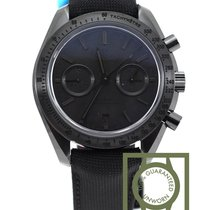 Omega Speedmaster Dark Side of the Moon black on black NEW