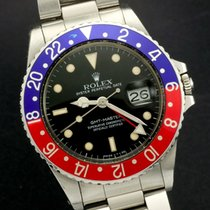 Rolex GMT-Master ref 16750 Unpolished