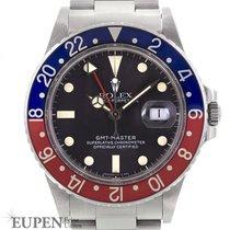 Rolex Oyster Perpetual GMT-Master mit Box und Papieren Ref. 16750