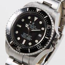 Rolex Sea-Dweller Deepsea gebraucht 44mm Stahl