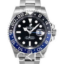 Rolex GMT-Master II Blue Black/Steel Ø40mm - 116710BLNR