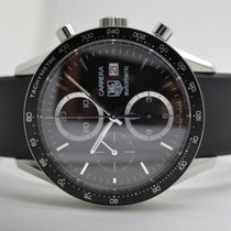 TAG Heuer Carrera Chronograph Tachymeter cv2010 Juan Fangio