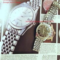 Omega Calibre 562 Swiss Made Automatic Stainless Steel Watch ...
