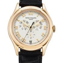 Patek Philippe , Yellow Gold Annual Calendar Wristwatch, Ref...