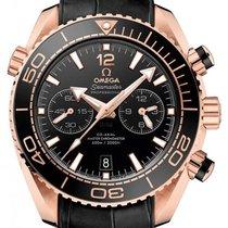 Omega Seamaster Planet Ocean Chronograph Roségold 45,50mm Schwarz Deutschland, Schwabach