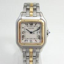 Cartier Panthère gebraucht 29mm Gold/Stahl