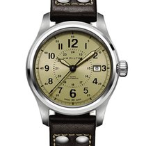 Hamilton 40mm Automatic 2019 new Khaki Field Champagne