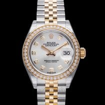 Rolex Lady-Datejust new Yellow gold