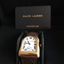 Ralph Lauren Rose gold 32.40mm Manual winding ROO21700 pre-owned