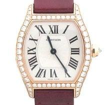 Cartier Tortue nuevo 30mm Oro rosado