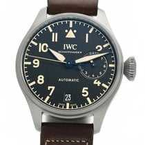 IWC Big Pilot IW5010-04 new