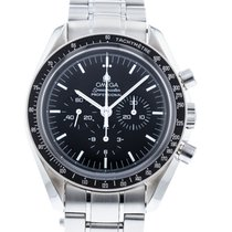 Omega 3570.50.00 Steel 2010 Speedmaster Professional Moonwatch 42mm pre-owned