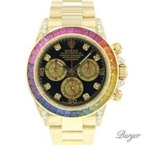 Rolex 116528 Or jaune 2013 Daytona 40mm occasion