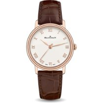Blancpain Villeret Ultra-Slim new Automatic Watch with original box and original papers 6104-3642-55A