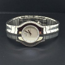 TAG Heuer Steel Mother of pearl 28mm pre-owned Alter Ego