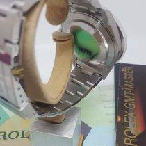 Rolex GMT-Master II Acciaio 40mm Nero Senza numeri Italia, roma