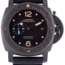 Panerai Carbon 47mm Automatic PAM00616 pre-owned