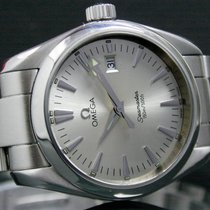 Omega Seamaster Aqua Terra Steel 35mm Silver No numerals India, Mumbai
