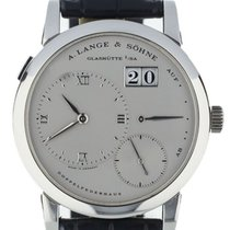 A. Lange & Söhne Lange 1 Platinum 38.5mm Grey United States of America, Illinois, BUFFALO GROVE