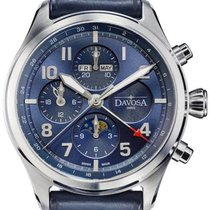 Davosa Steel 44mm Automatic 161.586.45 new