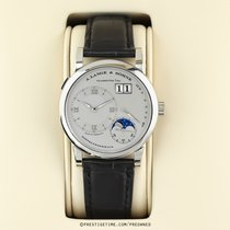 A. Lange & Söhne Lange 1 Moonphase 38.5mm pre-owned