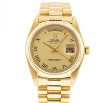 Rolex Day-Date 36 Yellow gold 36mm Champagne United States of America, Georgia, Atlanta